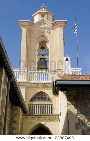 Bell tower in Kykkos