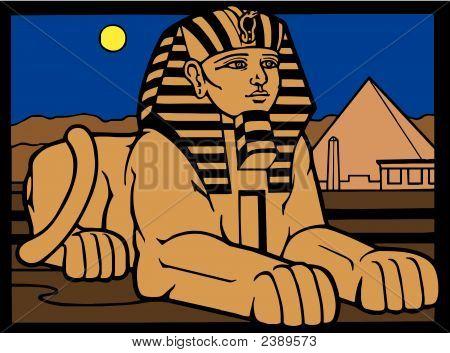 Egyptian Silouette