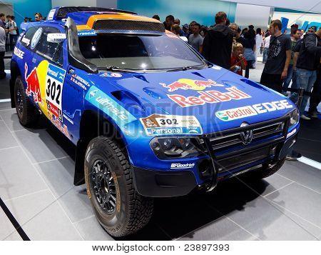 Volkswagen Motorsports Race Touareg