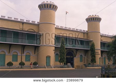Cellular Jail At Port Blair