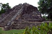 Постер, плакат: Руины майя