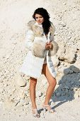 Girl In Furs 12