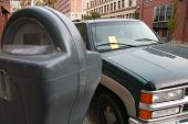 foto of infraction law  - Parking tickets are a way of life and quite frustrating - JPG