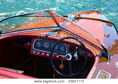 Antique Boat