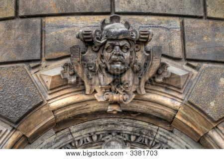 Germanic Gargoyle