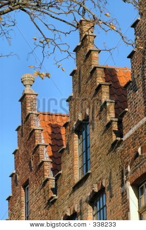 Belgian Rooftops