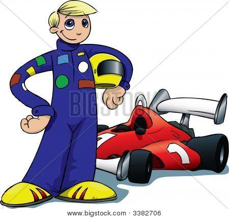 Boy Race Driver