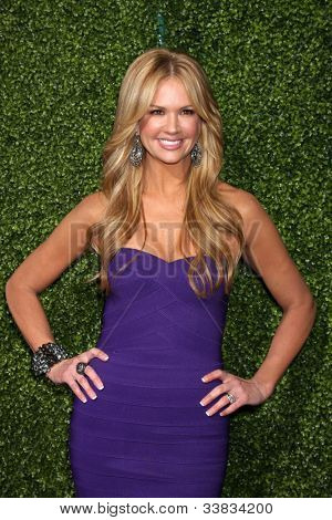 LOS ANGELES - JAN 6:  Nancy O'Dell arrives at the Oprah Winfrey Network Winter 2011 TCA Party at The Langham Huntington Hotel on January 6, 2011 in Pasadena, CA.