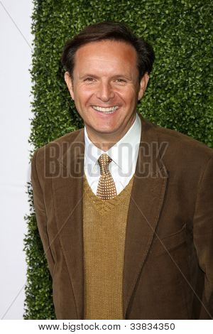 LOS ANGELES - JAN 6:  Mark Burnett arrives at the Oprah Winfrey Network Winter 2011 TCA Party at The Langham Huntington Hotel on January 6, 2011 in Pasadena, CA.