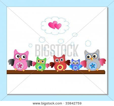 little sweet owls