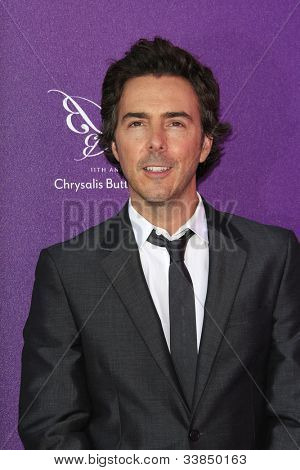 LOS ANGELES - JUNE 9: Shawn Levy at the 11th Annual Chrysalis Butterfly Ball held at a private residence on June 9, 2012 in Los Angeles, California