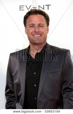 LOS ANGELES - JUN 9:  Chris Harrison arriving at