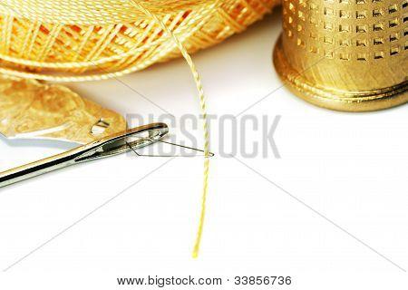 Thread In Needle