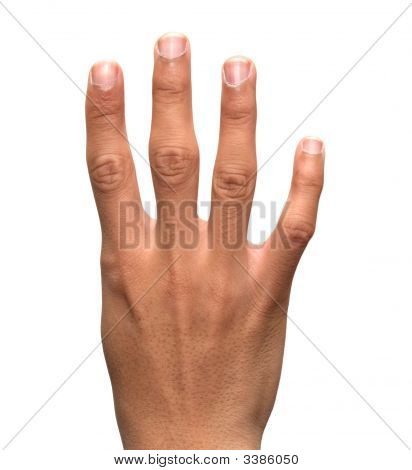 Finger  Four