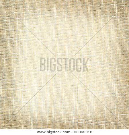Fabric Texture Background hautnah