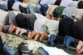 Islamic Prayer