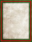 Christmas Leather Background