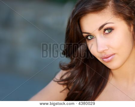 Beauitful Young Woman