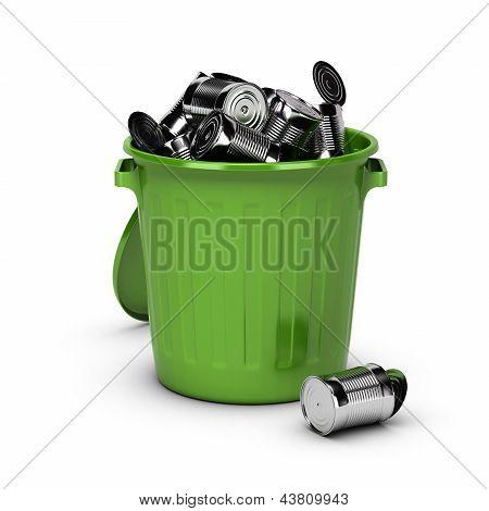 Ferrous Metal Recycling Concept