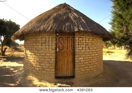 House In Zimbabwe