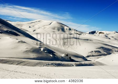 Ski Center Mavrovo, Macedonia