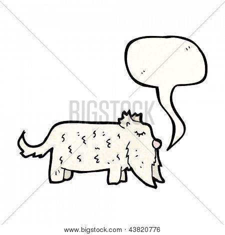 scottie dog cartoon