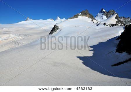Matterhorn; Dent D'herens And Bertol
