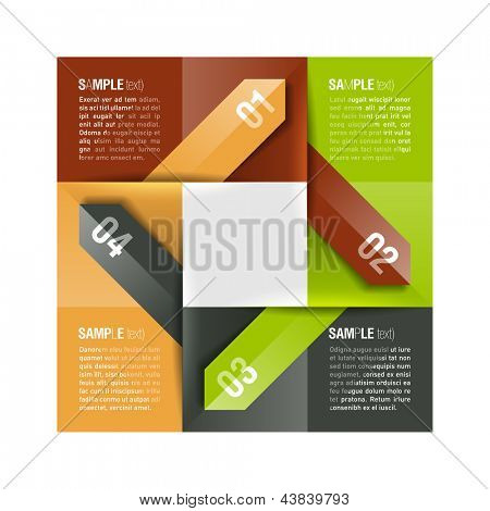 Design template. Fully editable vector.