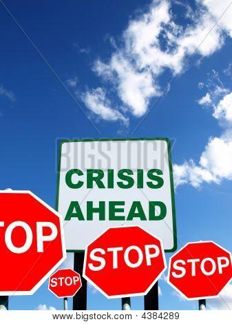 Crisis Ahead