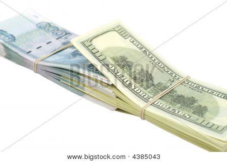 Dollars & Rubles Batch