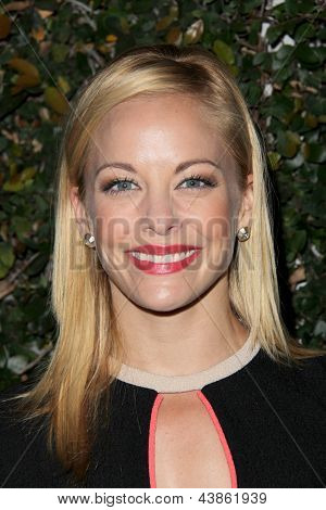 LOS ANGELES - MAR 20:  Amy Paffrath arrives at the US launch of the Blackberry Z10 Smartphone at the Cecconi's on March 20, 2013 in West Hollywood, CA