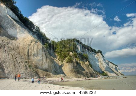 Cliffs Of Chalk