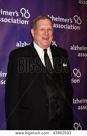 LOS ANGELES - MAR 20:  Ken Howard arrives at the 21st Annual A Night at Sardi's to Benefit the Alzheimer's Association at the Beverly Hilton Hotel on March 20, 2013 in Beverly Hills, CA