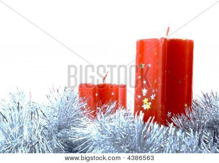 Two Red Candles