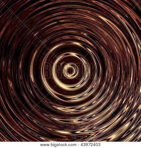 art dark chocolate swirl background