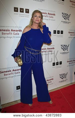 BEVERLY HILLS - MAR 23: Shannon Tweed at  the 2013 Genesis Awards Benefit Gala at The Beverly Hilton Hotel on March 23, 2013 in Beverly Hills, California