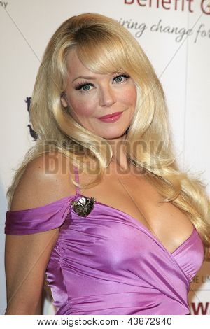BEVERLY HILLS - MAR 23: Charlotte Ross at  the 2013 Genesis Awards Benefit Gala at The Beverly Hilton Hotel on March 23, 2013 in Beverly Hills, California