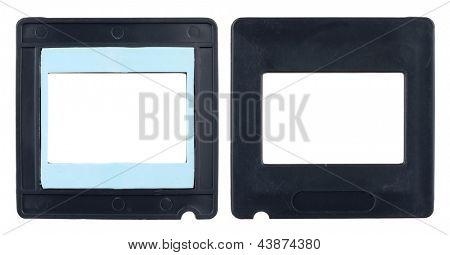 Photo frames. Slide 35mm