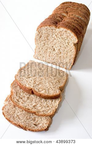 Photo of Pre sliced bread