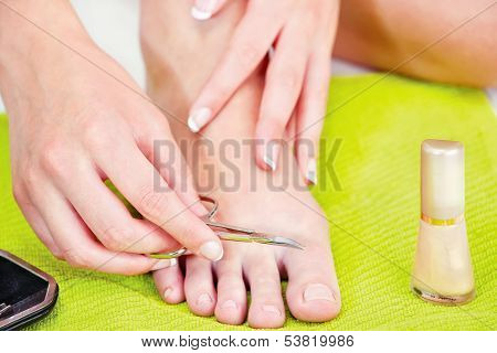 Feet Beauty Treatment