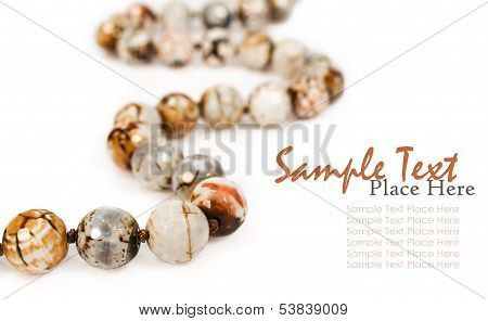 Agate Chapelt Over White