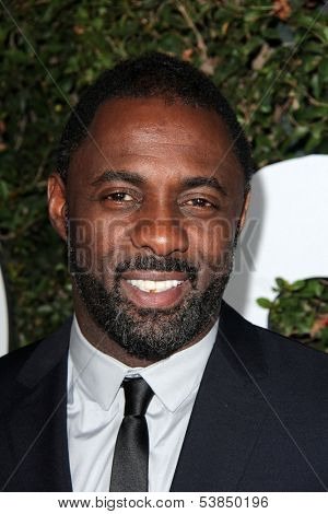 LOS ANGELES - NOV 11:  Idris Elba at the