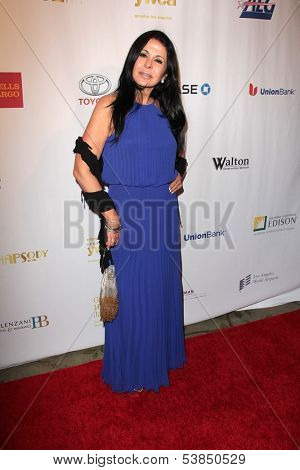 LOS ANGELES - NOV 8:  Maria Conchita Alonso at the YWCA Greater Los Angeles Annual Rhapsody Ball at Beverly Hills Hotel on November 8, 2013 in Beverly Hills, CA