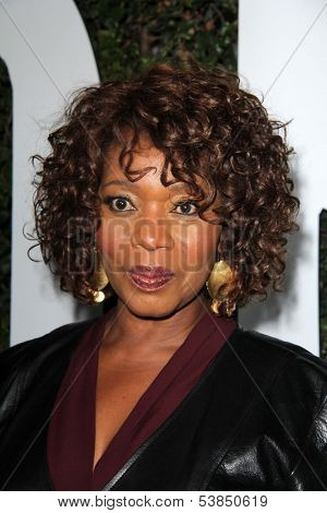 LOS ANGELES - NOV 11:  Alfre Woodard at the