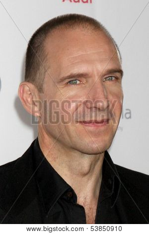 LOS ANGELES - NOV 11:  Ralph Fiennes at the