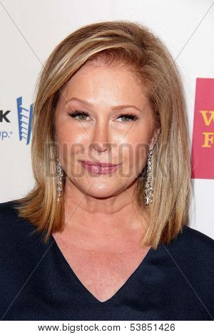 LOS ANGELES - NOV 8:  Kathy Hilton at the YWCA Greater Los Angeles Annual Rhapsody Ball at Beverly Hills Hotel on November 8, 2013 in Beverly Hills, CA