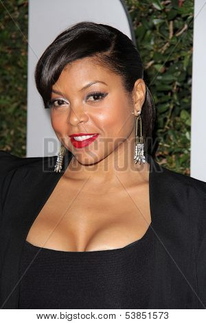 LOS ANGELES - NOV 11:  Taraji P Henson at the