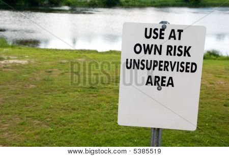Use At Own Risk