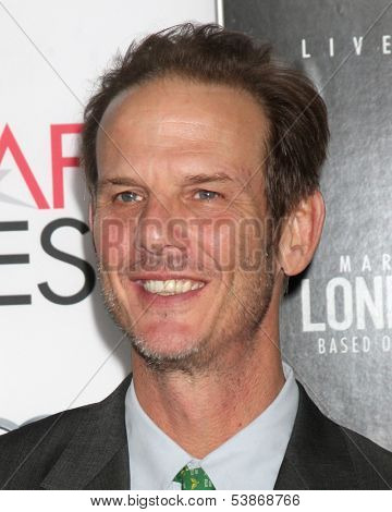 LOS ANGELES - NOV 12:  Peter Berg at the