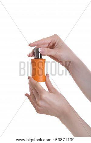 Perfume In Her Hands.